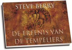 Steve Berry - De erfenis van de Tempeliers (dwarsligger)