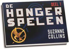 Suzanne Collins - De Hongerspelen / Deel 1 (dwarsligger)