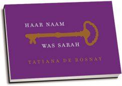Tatiana de Rosnay - Haar naam was Sarah (luxe editie) (dwarsligger)