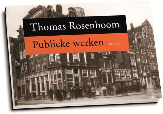 Thomas Rosenboom - Publieke werken (dwarsligger)