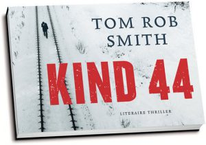 Tom Rob Smith - Kind 44 (dwarsligger)