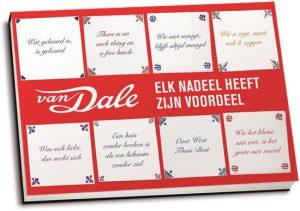 Ton den Boon - Van Dale / Elk nadeel heeft zijn voordeel (editie 2011) (dwarsligger)