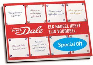 Ton den Boon - Van Dale / Elk nadeel heeft zijn voordeel (editie 2012) (dwarsligger)