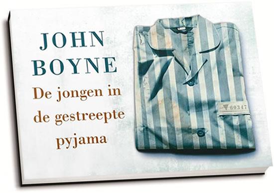 John Boyne - De jongen in de gestreepte pyjama (dwarsligger)