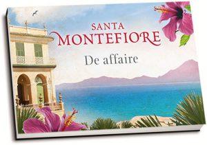 Santa Montefiore - De affaire (dwarsligger)