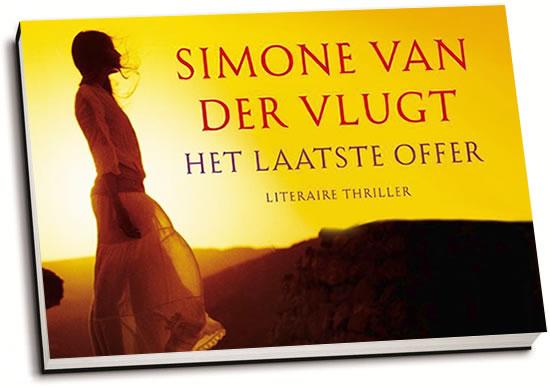 Simone van der Vlugt - Het laatste offer (dwarsligger)