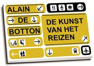 Alain de Botton - De kunst van het reizen (dwarsligger)