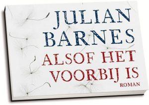Julian Barnes - Alsof het voorbij is (dwarsligger)