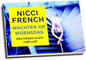 Nicci French - Wachten op woensdag (dwarsligger)