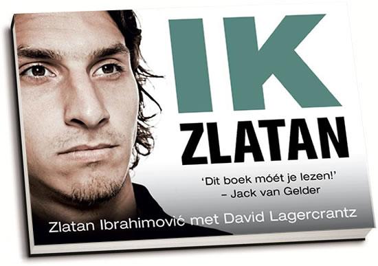 Zlatan Ibrahimović & David Lagercrantz - Ik, Zlatan (dwarsligger)
