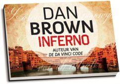 Dan Brown - Inferno (dwarsligger)