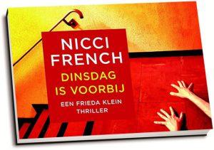 Nicci French - Dinsdag is voorbij (dwarsligger)