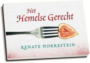 Renate Dorrestein - Het hemelse gerecht (dwarsligger)