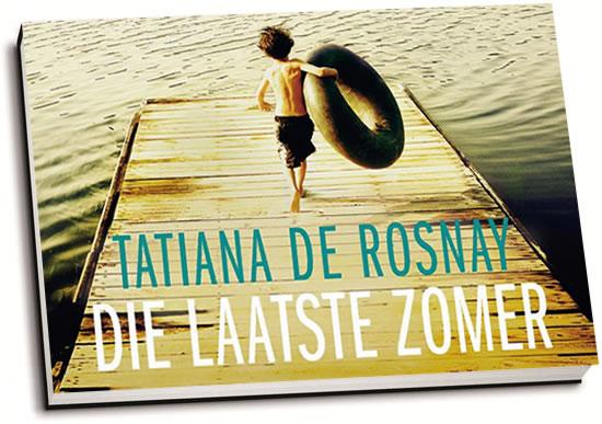 Tatiana de Rosnay - Die laatste zomer (dwarsligger)