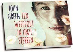 John Green - Een weeffout in onze sterren (dwarsligger)