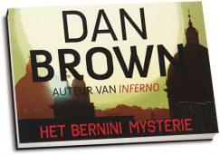 Dan Brown - Het Bernini Mysterie (dwarsligger)