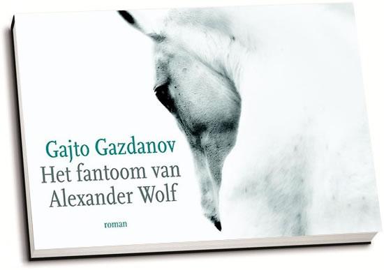 Gajto Gazdanov - Het fantoom van Alexander Wolf (dwarsligger)