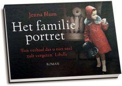 Jenna Blum - Het familieportret (dwarsligger)