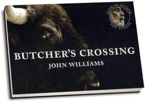 John Williams - Butcher's Crossing (dwarsligger)