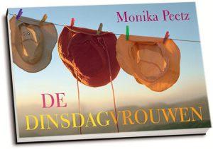 Monika Peetz - De dinsdagvrouwen (dwarsligger)