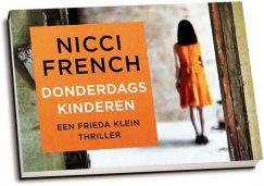 Nicci French - Donderdagskinderen (dwarsligger)