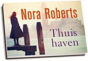 Nora Roberts - Thuishaven (dwarsligger)