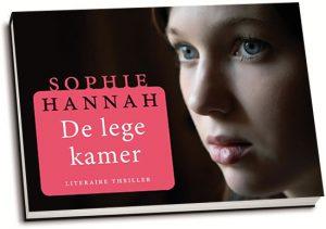 Sophie Hannah - De lege kamer (dwarsligger)