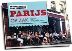 Stefan de Vries - Parijs op zak (dwarsligger)