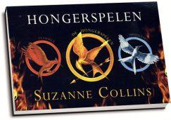 Suzanne Collins - Hongerspelen / Trilogie (dwarsligger)