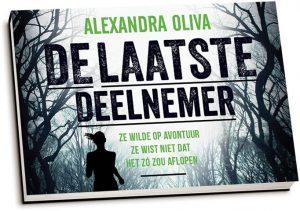 Alexandra Oliva - De laatste deelnemer (dwarsligger)