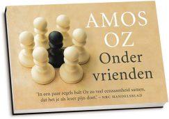 Amos Oz - Onder vrienden (dwarsligger)