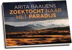 Arita Baaijens - Zoektocht naar het paradijs (dwarsligger)