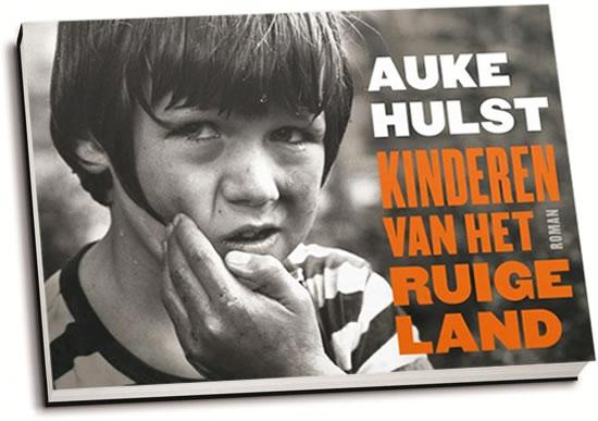 Auke Hulst - Kinderen van het ruige land (dwarsligger)