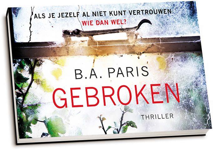 B.A. Paris - Gebroken (dwarsligger)