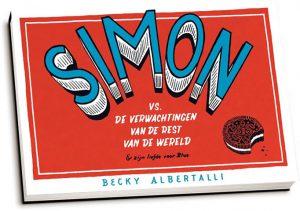 Becky Albertalli - Simon vs. de verwachtingen van de rest van de wereld (dwarsligger)