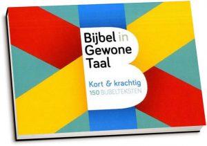 Bijbel in Gewone Taal / Kort & Krachtig / 150 bijbelteksten (dwarsligger)