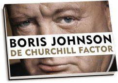 Boris Johnson - De Churchill factor (dwarsligger)
