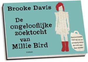 Brooke Davis - De ongelooflijke zoektocht van Millie Bird (dwarsligger)