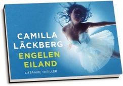 Camilla Läckberg - Engeleneiland (dwarsligger)