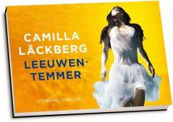 Camilla Läckberg - Leeuwentemmer (dwarsligger)