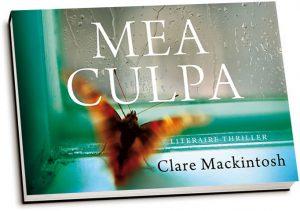 Clare Mackintosh - Mea culpa (dwarsligger)