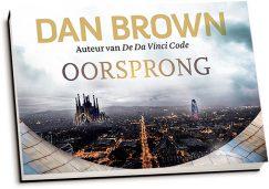 Dan Brown - Oorsprong (dwarsligger)