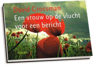David Grossman - Een vrouw op de vlucht voor een bericht (dwarsligger)