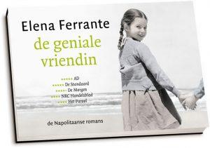 Elena Ferrante - De geniale vriendin (dwarsligger)