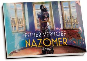 Esther Verhoef - Nazomer (dwarsligger)