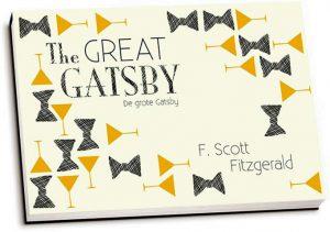 F. Scott Fitzgerald - De grote Gatsby (dwarsligger)