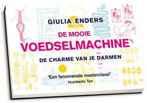 Giulia Enders - De mooie voedselmachine (dwarsligger)