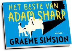 Graeme Simsion - Het beste van Adam Sharp (dwarsligger)