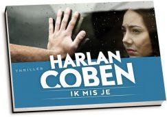 Harlan Coben - Ik mis je (dwarsligger)