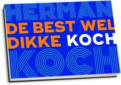 Herman Koch - De best wel dikke Koch (dwarsligger)